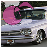 Carrie Strange's 1964 Chevy Corvair
