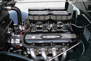 Jack Roush Ford Engine